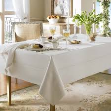 Tablecloth For Dining Room Table Organizing Table Linens Great Creative Ideas To Use The Space You