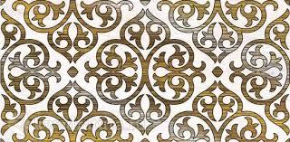 <b>Декор</b> ВКЗ <b>Абсолют</b> с золотом 25х50 см в Краснодаре