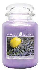 <b>Ароматическая свеча Citrus Lavender</b> (Цитрус и лаванда) Goose ...