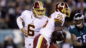 Redskins: Mark Sanchez replaces injured Colt McCoy vs. Eagles