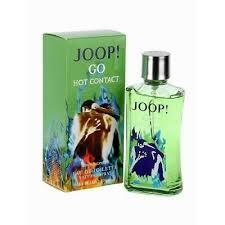 <b>Joop</b>! <b>Go Hot</b> Contact 3.4 oz.(100ml) Eau de Toilette Limited Edition ...