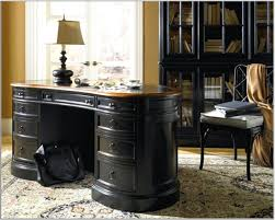 Elegant Home Office Design Idea With Black Desk White Lamp And Chair Pantry Design Ideas