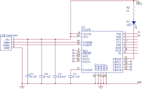 rs232 serial to usb converter cable schematic · allpinouts Usb To Rs232 Wiring Diagram image image_usb rs232 png usb to rs232 circuit diagram