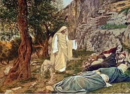 Resultado de imagen de imagenes del prendimiento de jesús en el huerto de los olivos
