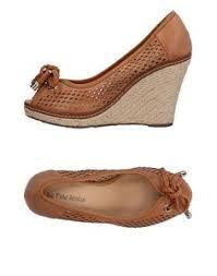 Купить женские туфли на платформе или танкетке с ...