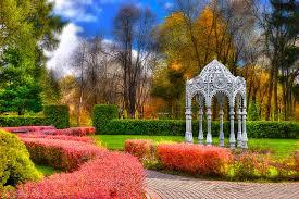 Ботанический сад Минска Туристическая достопримечательность