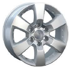 <b>Replay TY83 7.5x17/6x139.7</b> D106.1 ET25 MBF Wheel ...
