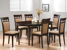 Dining Room Oval Tables With Leaves That Expand For Sale  Dohatour - Dining room tables oval
