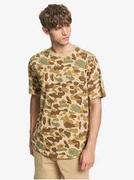 <b>Мужская футболка</b> с карманом Waterman Pacific <b>Camo</b> ...