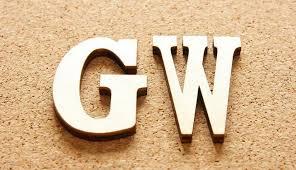 「GW」の画像検索結果