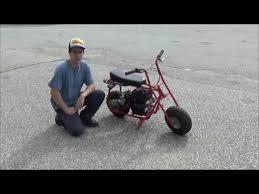 <b>Hydraulic Brake</b> Conversion on the Mini <b>Bike</b> - YouTube