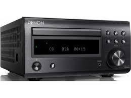 <b>CD</b>-<b>ресивер Denon</b> RCD-M41 Black   онлайн-маркет электроники ...