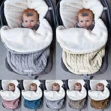 Winter Autumn 6 Colors Newborn Baby Blanket Swaddle ... - Vova