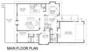 Raised Bungalow Floor Plans   VAlinekenzodesignscaRaised Bungalow House Plans in Edmonton Kenzo Home