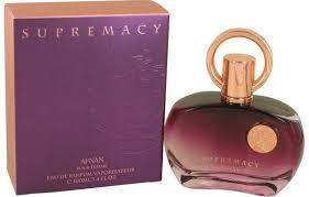 Supremacy <b>Pour Femme</b> by <b>Afnan</b> - Buy online   <b>Perfume</b>.com