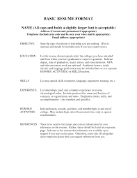 resume examples proper resume format template how to format a resume examples how to format your resumes template proper resume format template
