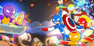 Stick <b>Super</b>: <b>Hero</b> - Strike Fight for heroes legend - Apps on Google ...