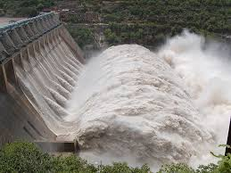 Image result for Srisailam dam,