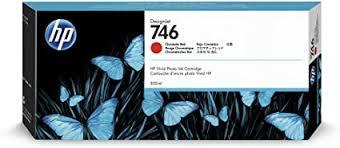 <b>HP</b> Original P2V81A <b>746 Chromatic</b> Red Ink Cartridge 300ML ...