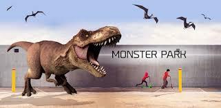 Monster <b>Park</b> AR - <b>Jurassic Dinosaurs</b> in Real <b>World</b> - Apps on ...
