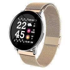 <b>W8 Sports Smart Watch</b> 1.3 Inch Full Touch Screen Men Women ...