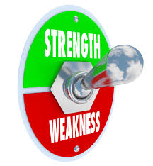 strengths and weaknesses  quote addicts
