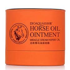 BIOAQUA Horse Oil Ointment Miracle Cream Material ... - Amazon.com