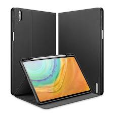 "<b>Чехол</b> книжка для <b>Huawei MatePad</b> Pro 10.8"" Domo series черный ..."