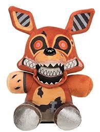 <b>Мягкая игрушка Сломанный</b> Фокси (Fnaf Twisted Ones - Foxy) 20 ...