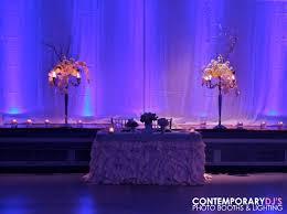 sacramento wedding uplighting royal blue contemporary djs photo booths lighting blue wedding uplighting