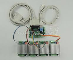 <b>CNC mach3 Router 4</b> Axis Kit,TB6600 3 Axis Stepper Motor Driver ...