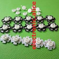 NEW 5-50 pcs <b>1W</b>-3W <b>High Power</b> 7Type <b>UV ultraviolet</b> 365-405nm ...
