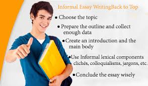 informal essay   outline structure format amp topics  english  informal essay writing