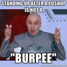 Image result for burpees ecard