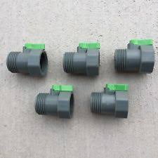 2pcs lot garden irrigation female thread 1 2 3 4 faucet hose pipe adapter fast connection
