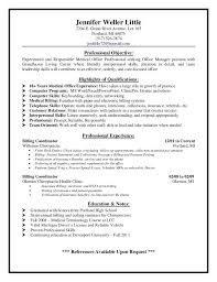upcoming slideshare medical office manager resume examples