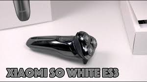 <b>Soocas SO WHITE</b> ES3 - <b>электробритва</b> от XIAOMI - YouTube