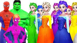 Diana baby vlog - <b>Frozen Elsa</b> Little <b>Elsa Dress</b> Challege! w ...