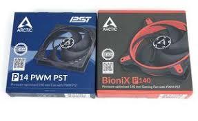 Тест и обзор: <b>Arctic</b> BioniX P140 и P14 PWM PST - вентиляторы с ...