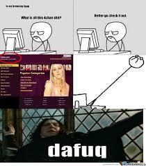dafuq is 4chan? by Lisa van Oudtshoorn - Meme Center via Relatably.com