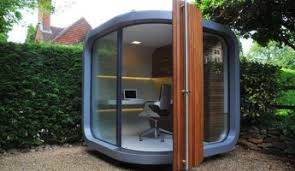 OfficePOD Prefab Home Office Gallery  H