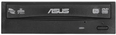 Оптический <b>привод ASUS DRW-24D5MT/BLK/B/AS</b> black — купить ...