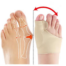 <b>2pcs</b>=<b>1Pair</b> Gel Foot Care Tool <b>Bunion Corrector</b> Bone Big Toe ...