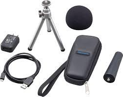 <b>Zoom H1n</b> Handy Recorder Accessory Pack <b>Black</b> APH-1N - Best Buy
