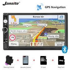 "Online Shop <b>Jansite 7</b>"" 2 din Car Radio Android 8.1 player GPS ..."