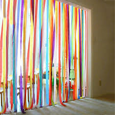 Online Shop 10rolls 100m <b>Crepe Paper Streamers</b> DIY Party ...