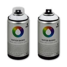 Аэрозольная <b>краска</b> на водной основе <b>MTN Water</b> Based 300 мл