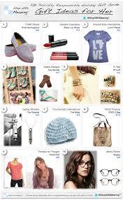 Women's Christmas Gift Ideas: Socially Responsible Christmas Gifts ...