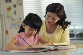 Parents helping children with homework   reportz    web fc  com