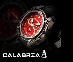 calabria watches furtiva collection calabria stainless steel